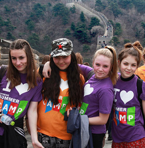 Teen Immersion Programs In Beijing & Shanghai