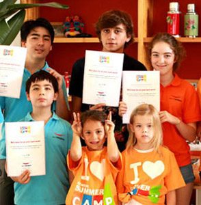 Chinese Classes-only Camp In Beijing & Shanghai