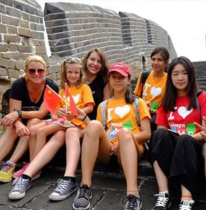 Chinese Family Camp In Beijing & Shanghai