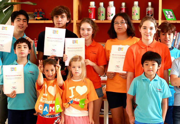 Classes-only Camp In Beijing