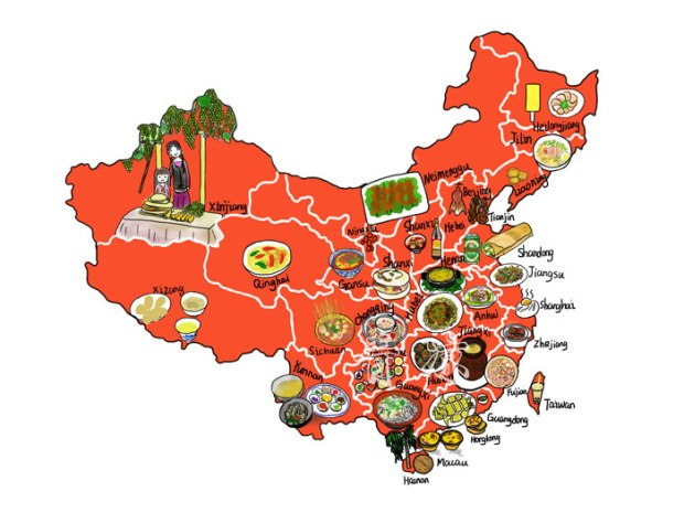 A Foreigner's Guide To Food In China
