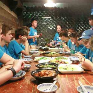 Food and Nutritions at Chinese Camp